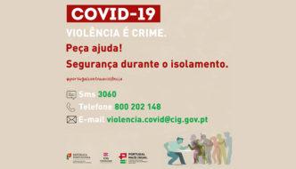 Covid-19 _ Informação de segurança durante o isolamento