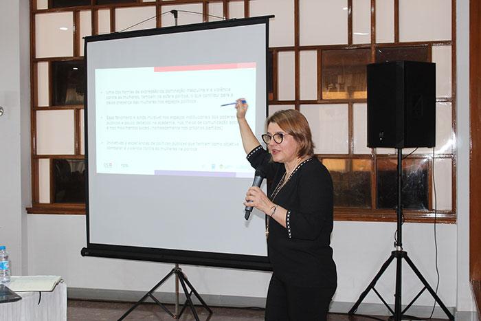 CIG e ICIEG promoveram ações de capacitação para mulheres em Cabo Verde