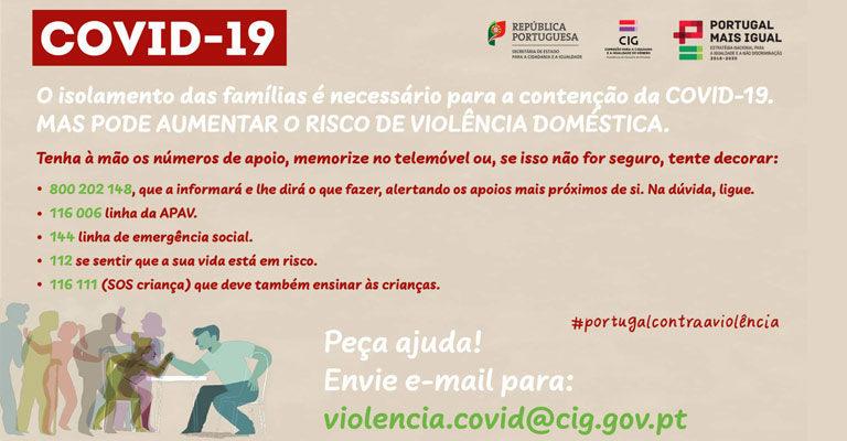 Covid-19 – Segurança durante o isolamento 6