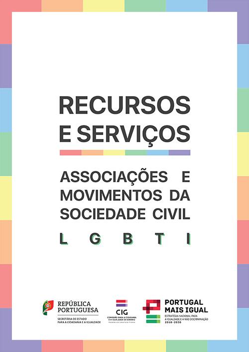 Covid-19 | Contactos das Associações e Movimentos da sociedade civil LGBTI