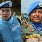 Comandante brasileira e major indiana recebem prémio de Defensoras Militares da Igualdade de Género da ONU