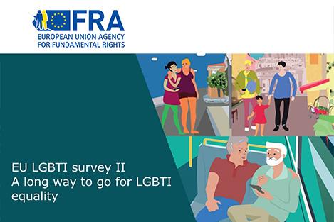"""FRA apresenta estudo """"A long way to go for LGBTI equality"""""""