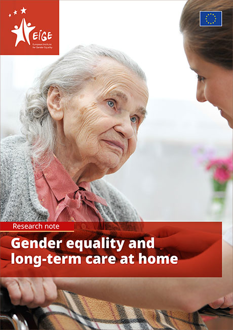 EIGE publica Relatório sobre cuidados de saúde a longo prazo