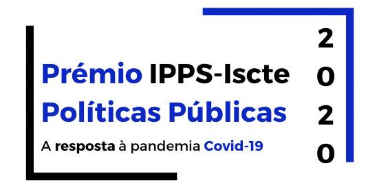 Candidaturas abertas ao Prémio IPPS-Iscte das Políticas Públicas