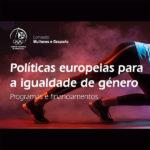 """CIG participa no webinar """"Políticas Europeias para a Igualdade de Género"""""""