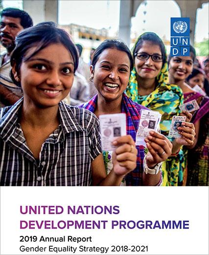 ONU apresenta Relatório Anual 2019 - Estratégia para a Igualdade de Género 2018-2021