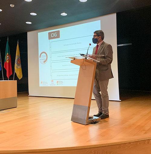 Manuel Albano, Vice-Presidente da Comissão para a Cidadania e Igualdade de Género