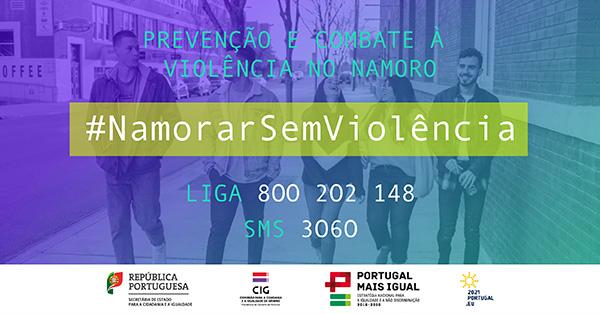 Campanha #NamorarSemViolência (2021) Twitter - 1200x628