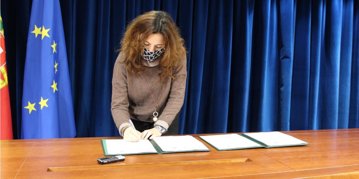 Sandra Ribeiro, Presidente da CIG
