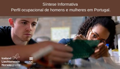 Fronteiras de Vidro – Custos e fatores da segregação profissional e educativa para homens e mulheres: Resultados preliminares