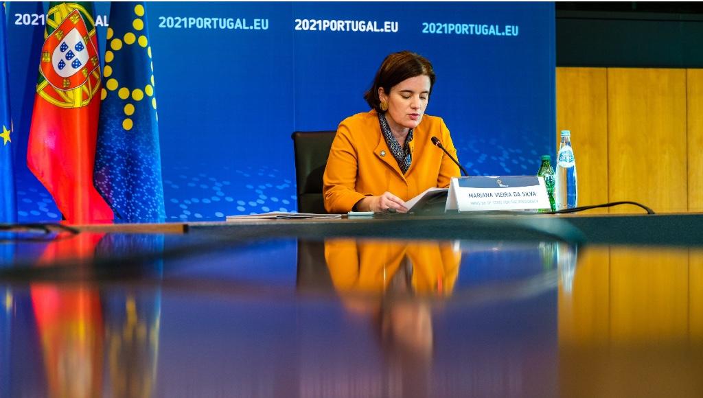 """""""The tenth anniversary after the signature of the Istanbul Convention. State of play"""" - Ministra de Estado e da Presidência, Mariana Vieira da Silva"""