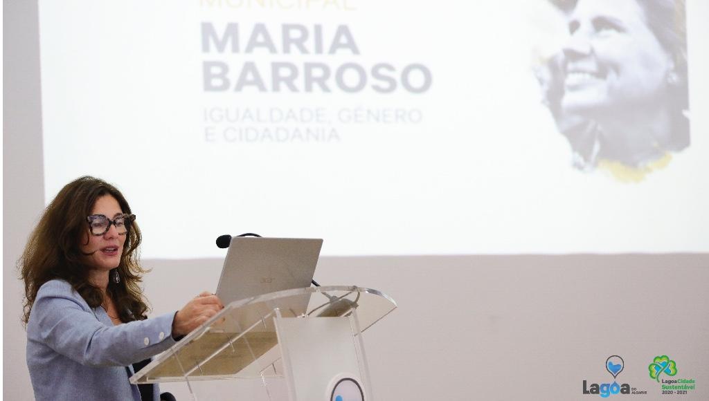 2ª Edição do Prémio Maria Barroso atribuído a Maria Teresa Pizarro Beleza