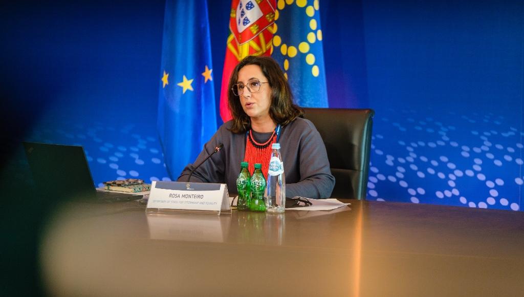 """""""The tenth anniversary after the signature of the Istanbul Convention. State of play"""" - Secretária de Estado para a Cidadania e Igualdade, Rosa Monteiro"""