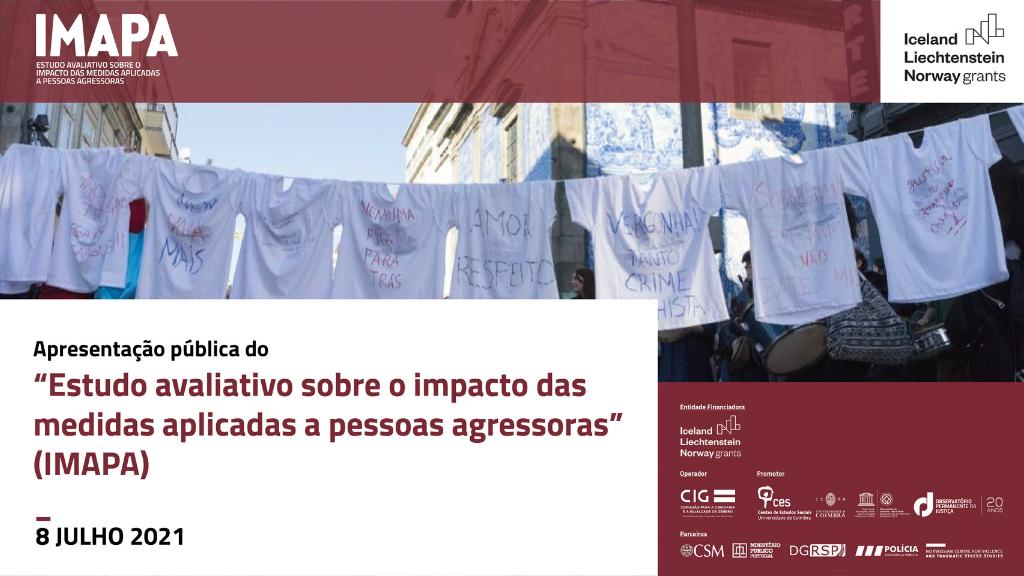 Apresentação pública do Projeto IMAPA